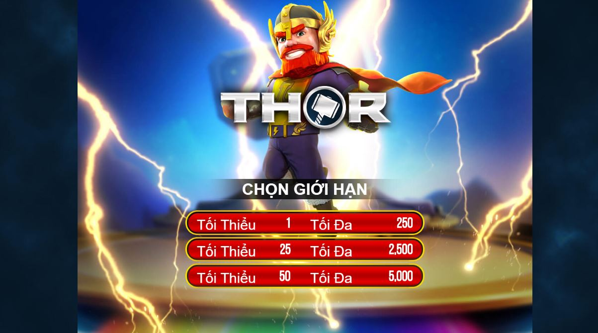 Huong dan cach choi game Thor Vn88 hinh anh 1